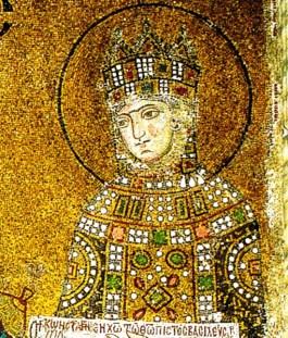 Haghia Sophia 22 (Keizerin Zoë)