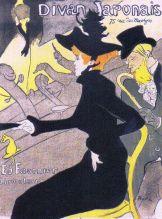 Henri de Toulouse-Lautrec - Divan Japonais - 1893