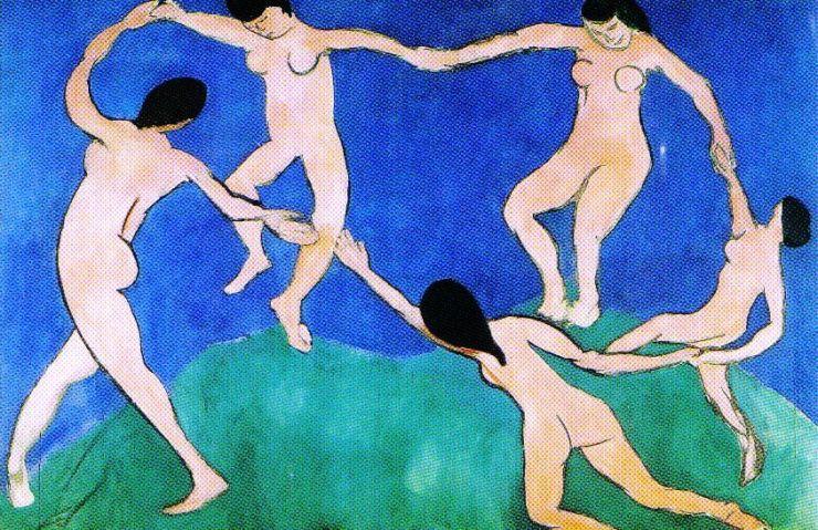 Henri Matisse - Dans - 1909