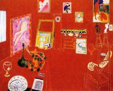 Henri Matisse - De rode studio - 1911