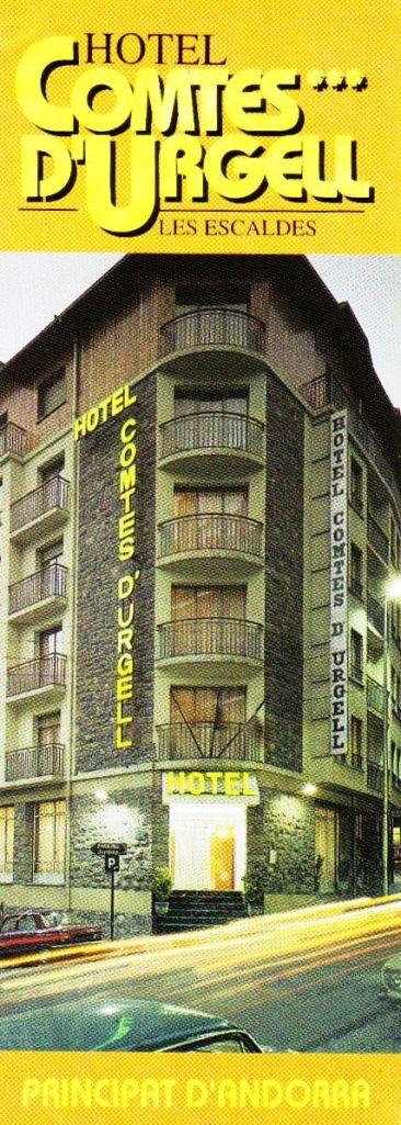 Hotel in Andorra 01