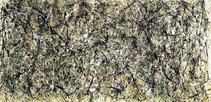 Jackson Pollock - Eén - 1950