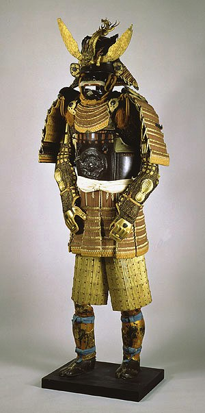Japans harnas - 1750