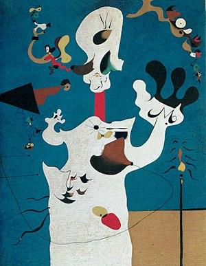 Joan Miró - De aardappel - 1928