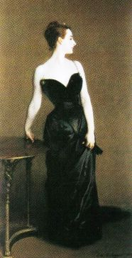 John Singer Sargent - Madame X - 1884
