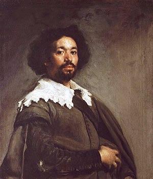 Juan de Pareja - Diego Velázquez - 1650