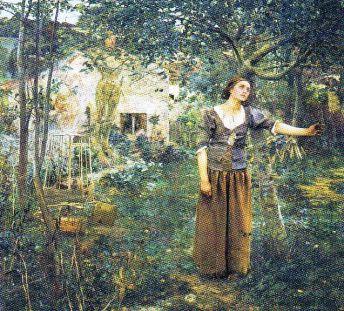 Jules Bastien-Lepage - Jeanne d'Arc - 1879