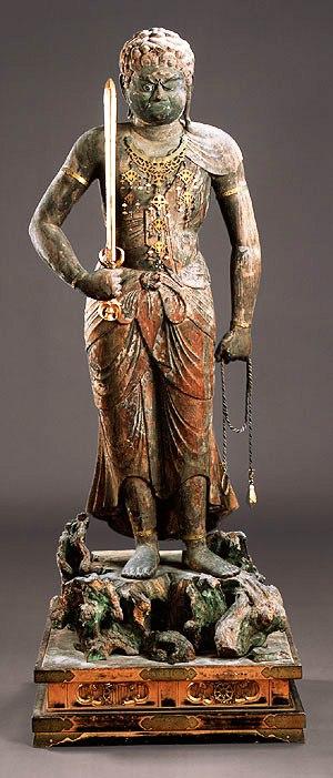 Koning Fudo - Japan - 1070