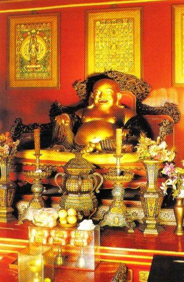Lamatempel 13 (Boeddha Maitreya)