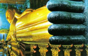 Liggende Boeddha 03