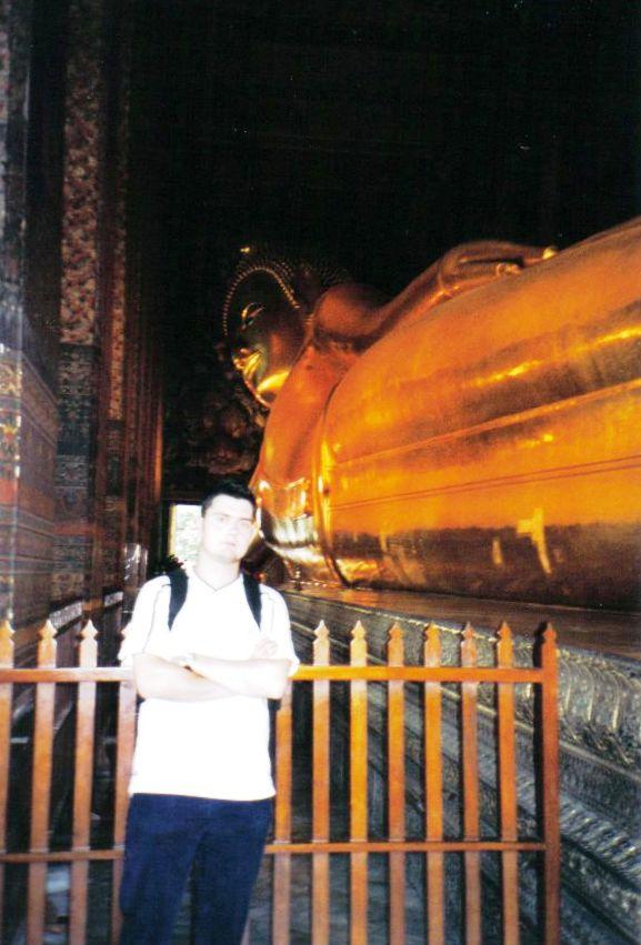 Liggende Boeddha 05