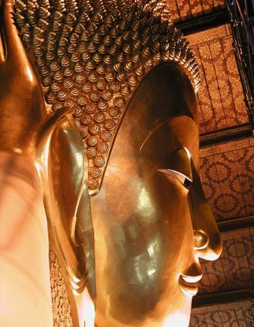 Liggende Boeddha 07