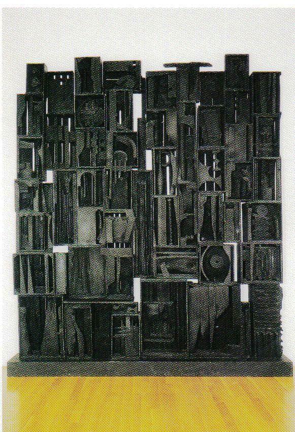 Louise Stevenson - Kathedraal - 1958