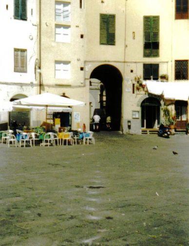 Lucca 02 (Piazza del Mercato)