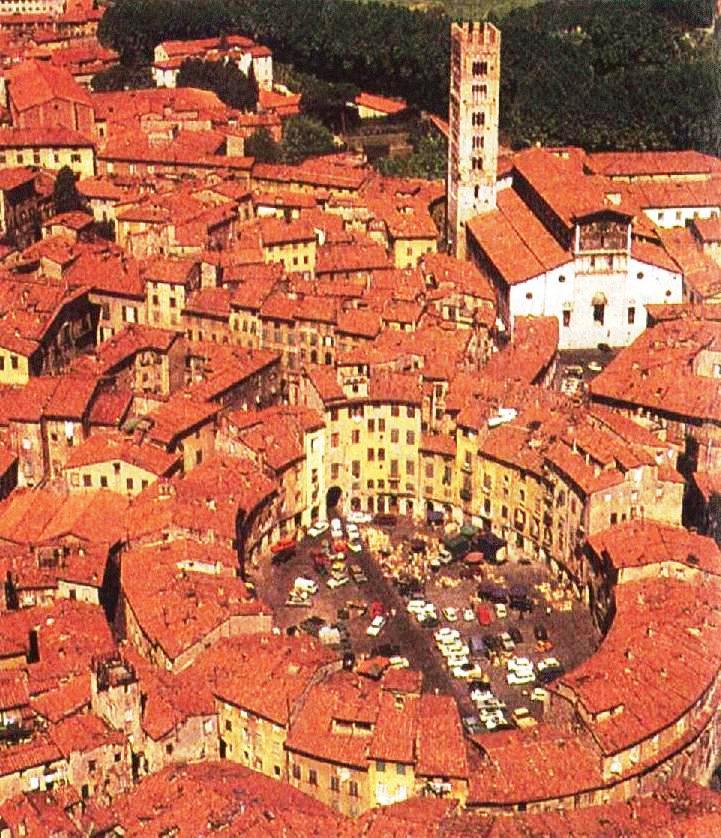 Lucca 05 (Piazza del Mercato)