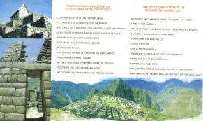 Macchu Picchu 32