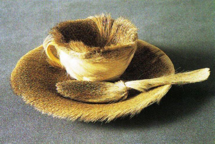 Meret Oppenheim - Object - 1936