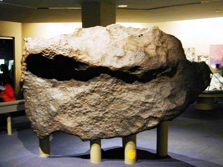 Meteoriet 01