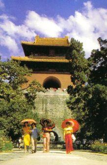 Minggraven 05 (Changling, tombe van keizer Yong Le)