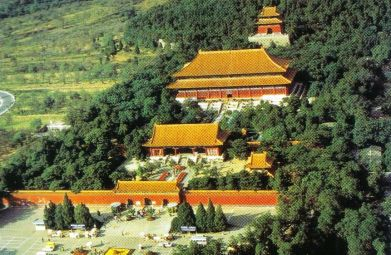 Minggraven 06 (Changling, tombe van keizer Yong Le)