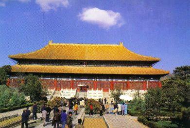 Minggraven 07 (Zhaoling, tombe van keizer Mu Zong)