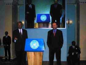 Mme Tussaud 14 (Bush & Blair)
