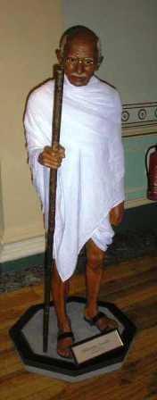 Mme Tussaud 15 (Gandhi)