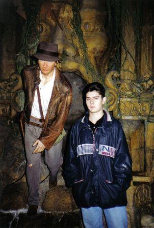 Mme Tussaud 19 (Indiana Jones)