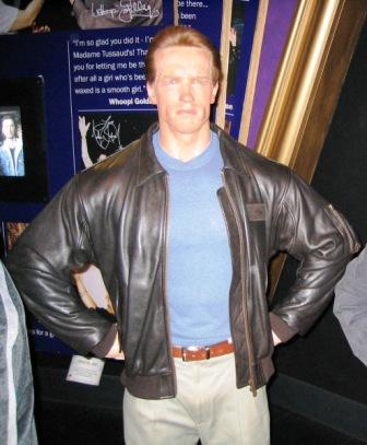 Mme Tussaud 25 (Arnold Schwarzenegger)