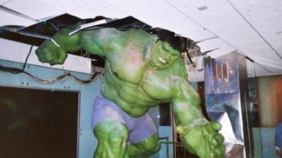 Mme Tussaud 32 (The Hulk)
