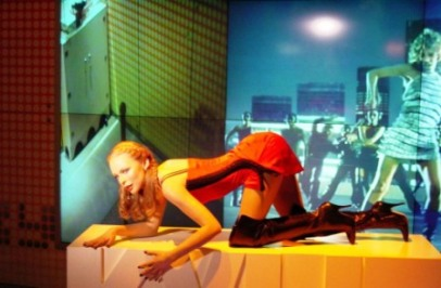 Mme Tussaud 33 (Kylie Minogue)