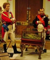 Mme Tussaud 38 (Wellington & Napoleon)