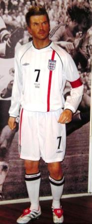 Mme Tussaud 43 (David Beckham)