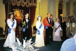 Mme Tussaud 5 (koninklijke familie)