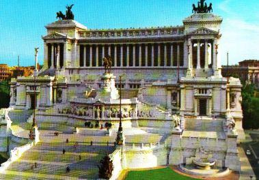 Monument voor Victor Emanuel II 02