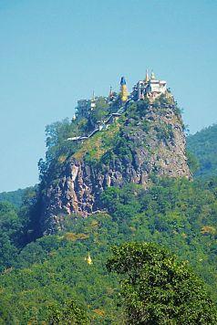 Mount Popa (1)