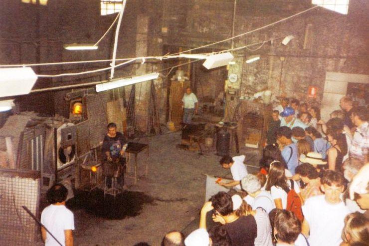 Murano 01 (glasblazers)