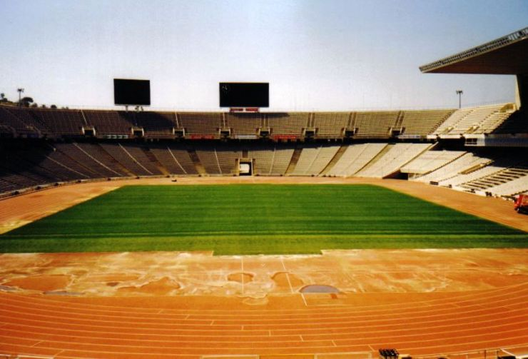 Olympisch stadion 01