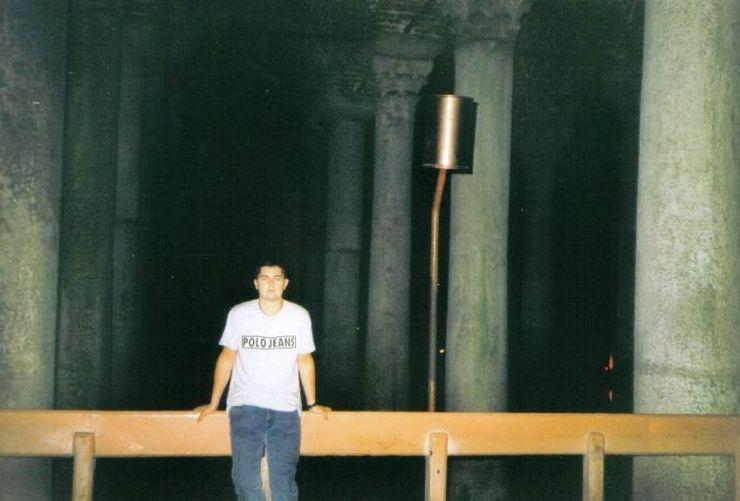 Ondergrondse cisterne 04