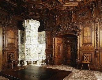 Open haard - 1685
