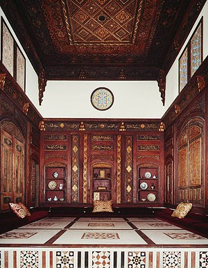Ottomaanse eetkamer - 1240