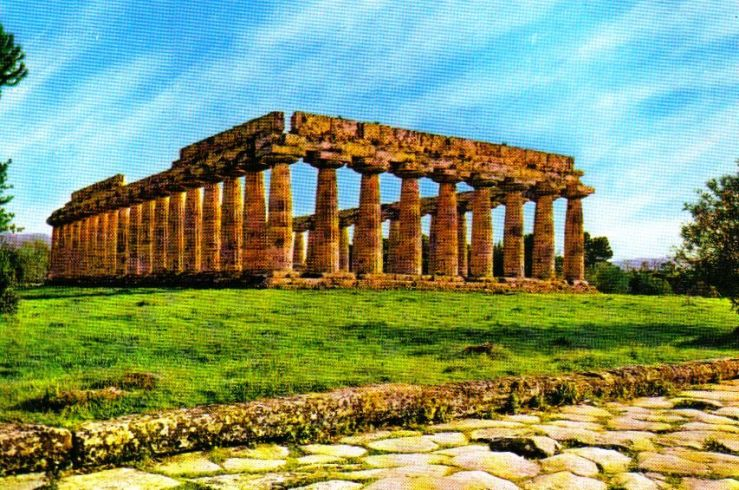 Paestum 02 (tempel van Hera)