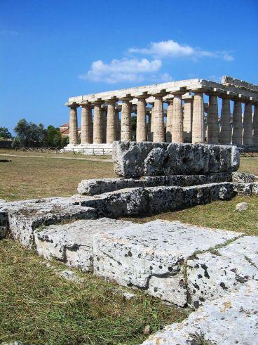 Paestum 03 (tempel van Hera)