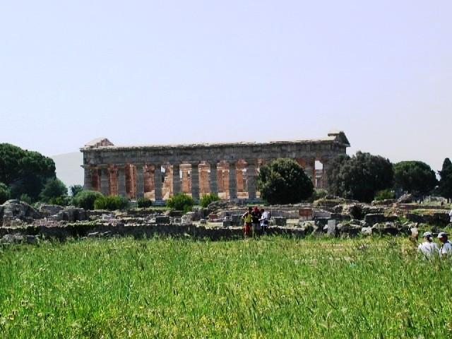 Paestum 05 (tempel van Neptunus)