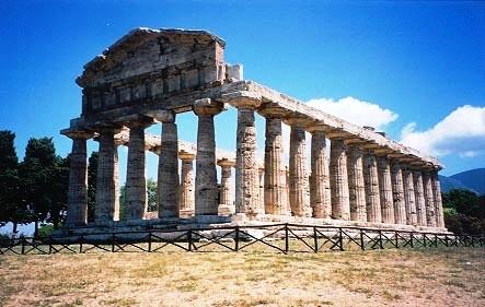 Paestum 09 (tempel van Athena)