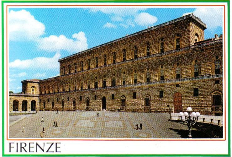 Palazzo Pitti 01