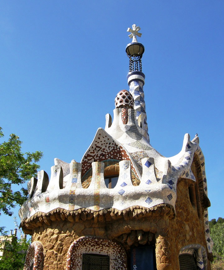 Parc Guell 02
