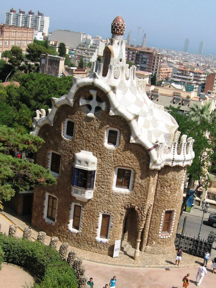 Parc Guell 12