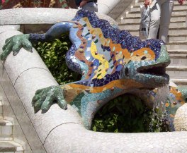 Parc Guell 13
