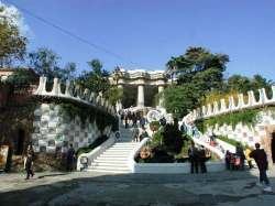 Parc Guell 18
